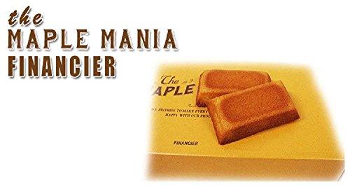 メープルマニア メイプルマニア The MAPLE MANIA フィナンシェ 焼菓子 (12個入り)