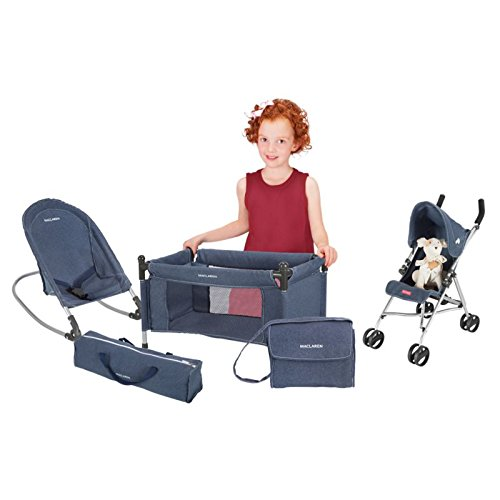 Maclaren Deluxe Activity Set, Denim by Maclaren