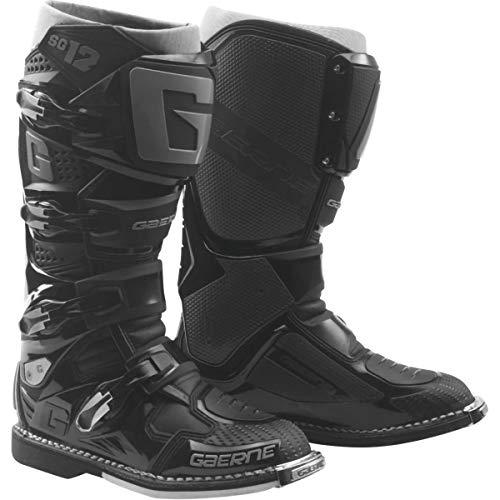 Gaerne - Botas de motocross SG12 para adulto.