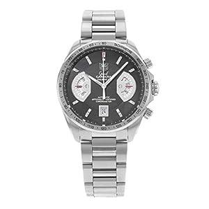 TAG Heuer Men's CAV511A.BA0902 Grand Carrera Chronograph Calibre 17 RS Watch image