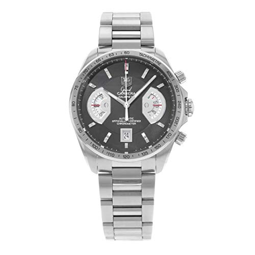Tag Heuer Herren CAV511A.BA0902 Grand Carrera Chronograph Kaliber 17 RS