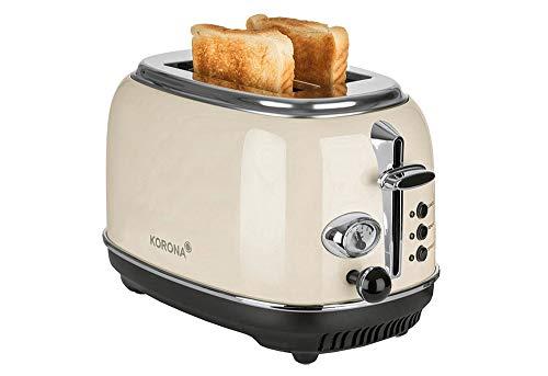 KORONA Toaster 2-Scheiben creme