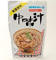 【5個セット】琉球料理◆中味汁!オキハム[350g×5個]