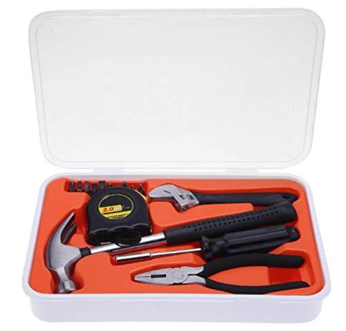 18 Piezas Multifunción CR-V Destornillador Llave Alicates Conjunto De Herramientas Mantenimiento Del Hogar Hardware Kit De Herramientas