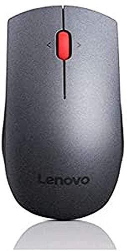 Lenovo Professional Wireless Laser Mouse 1600 DPI Black - 4 way scroll wheel