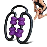 Best Cellulite Rollers - Muscle Roller Leg Rollers Stick Sports Handheld Foam Review