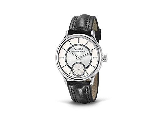 Eberhard Traversetolo Automatik Uhr, ETA 6498, 43mm, 5 atm, 21016.15.CP