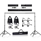 Emart 8.5 x 10 ft Photo Backdrop Stand, Adjustable Photography...