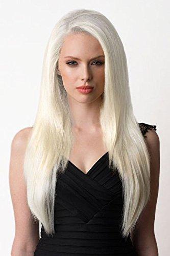 Platine droite Demi Tête perruque ou 3/4 Perruque Postiche Extension : Shannon 250 g