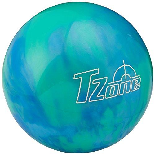 Brunswick TZone Caribbean Boule de Bowling Bleu Bleu 10s LB LB