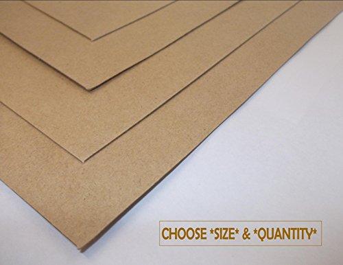 8 hojas de papel de juntas de 0,4 mm, 0,8 mm de grosor, 250 mm x 250 mm, 4 de cada hoja de sellado de aceite y resistente al agua para coche marino