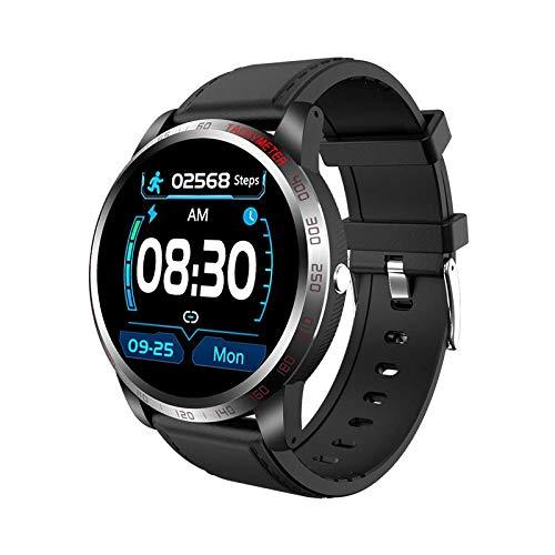 NiceFuse Smartwatch Orologio Fitness Tracker con Monitoraggio Dell\'ossigeno Nel Sangue Spo2, Impermeabile Cardiofrequenzimetro da Polso Sonno Contapassi Pedometro per Android iOS