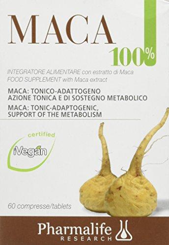 Pharmalife Maca 100%, 60 Compresse