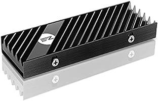 EZDIY-FAB M.2 2280 SSD Koellichaam, Dubbelzijdig Koellichaam, Krachtige SSD Koeler voor PCIE NVME M.2 SSD of SATA M.2...