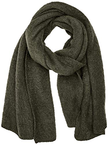 ONLY Damen ONLLIMA KNIT LONG SCARF ACC NOOS Schal, Rosin, ONE SIZE