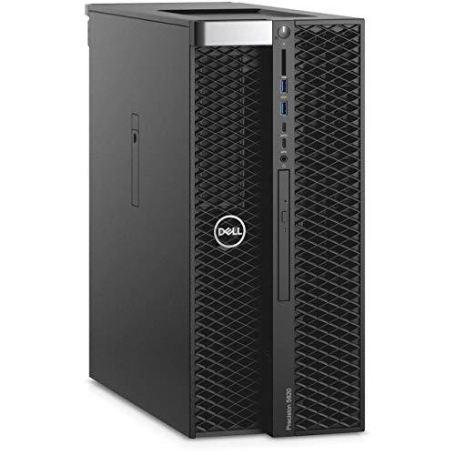 Dell Precision T5820 Intel Xeon W-2102 X4 2.9GHz 16GB 256GB SSD Win10, Negro (Encerado)