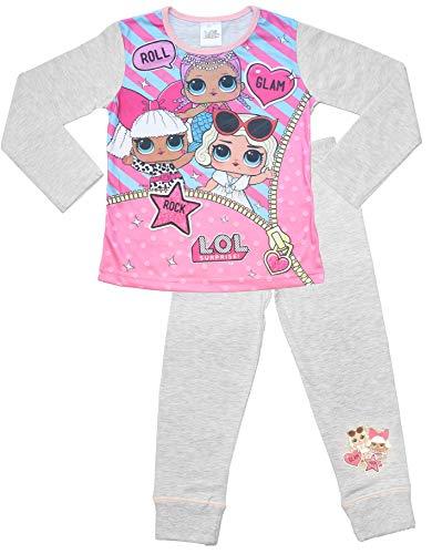 Graziose bambole stampate comode e larghe pigiama per ragazze