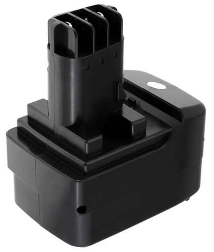 Ersatz Akku für Metabo Akkuschrauber BST12 Impuls/BSP 12 Plus/NiMH Technologie / 12V / 3000mAh