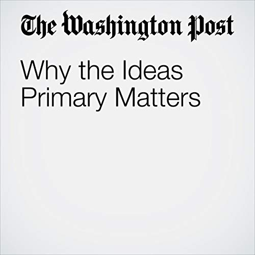 Why the Ideas Primary Matters audiobook cover art