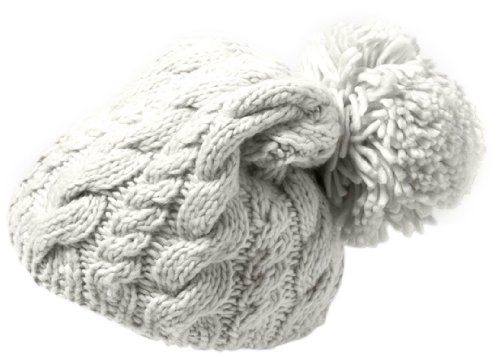 CMP - F.lli Campagnolo Bonnet tricoté pour Femmes Taille Unique Blanc - Blanc