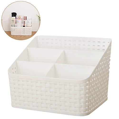 Neborn Multi-grid Kunststoff Box Make-Up Veranstalter Kosmetische Fall Lippenstift Fall Kleinigkeiten Kleine Lagerung Box Großhandel Desktop-Organizer