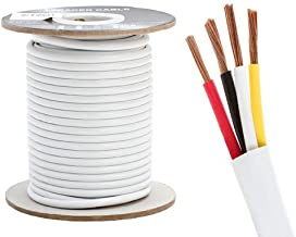 16 Awg 4C 100 Ft in Wall Speaker Wire CL2 Rated