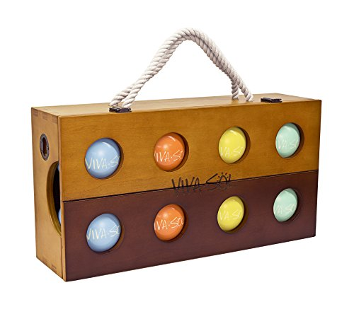 Viva Sol Resin Bocce Set by Viva...