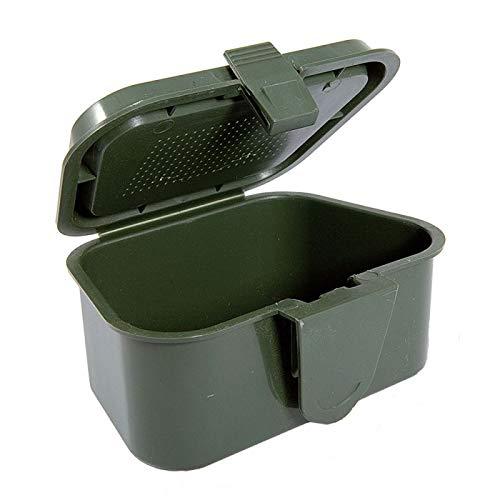 Lineaeffe Boîte de Pêche Thermique Boîte Gibernetta 11.5 x 8.5 x 5.5 cm Boîte à Appâts Esches Rangement Transport