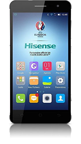 Smartphone Hisense C20 King kong II Black. 32Gb ROM, 3 Gb RAM, 5