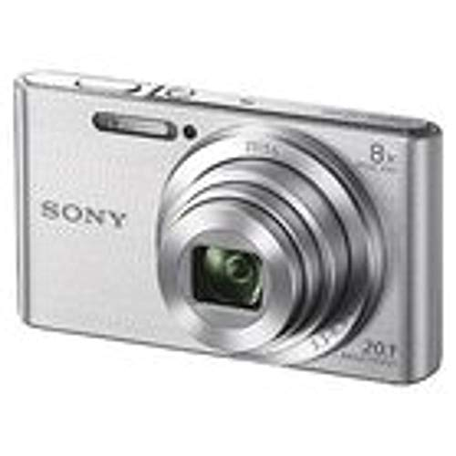 Sony DSC-W830-S Sony Cybershot Digital Camera