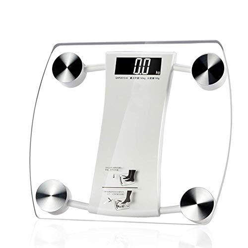 LKNJLL Weighing Scale, Weight Scale Electronic Meter Home Weight Loss Family Accurate Human Weighing Healthy Adult Electronic Scale 5