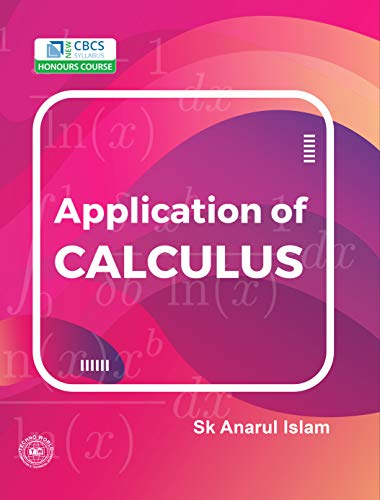 Application Of Calculus