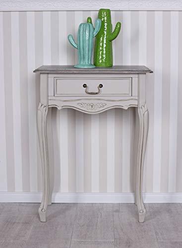 Wandtisch Landhausstil Konsolentisch Vintage Tischkonsole Anrichte Antikstil hmb236 Palazzo Exklusiv