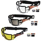 ToolFreak Rip Out Gafas de Seguridad para Trabajo y Deporte Pack Mega Bundle ...