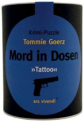 Mord in Dosen - Tattoo: Krimi-Puzzle