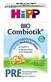 Hipp Organic Stage Pre Combiotic 4 Boxes