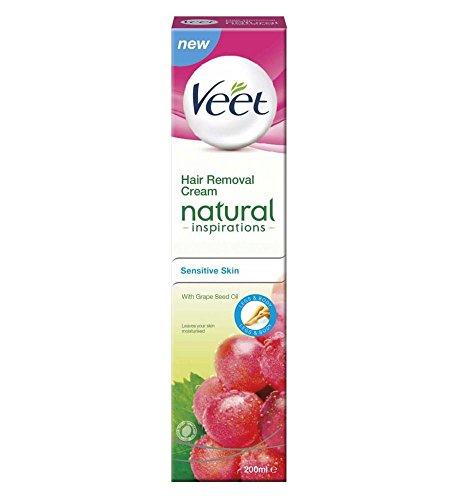 Veet Hair Removal Cream for Sensitive Skin, 200ml by Veet