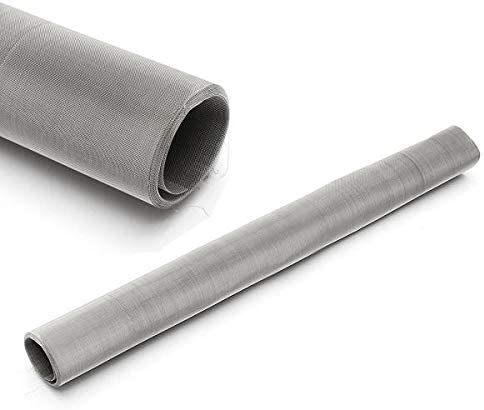 latest NLXTXQC Raleigh Mall 30x60cm 304 Cloth Stainless Steel Filtration Wire Woven