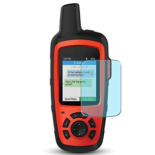 Vaxson 3 Unidades Protector de Pantalla Anti Luz Azul, compatible con Garmin inReach Explorer+ [No...