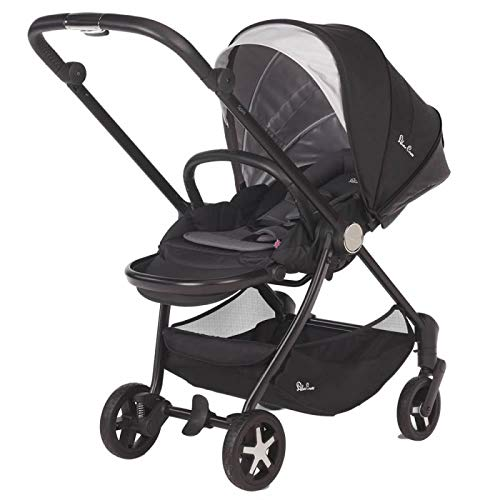 Silver Cross Spirit 2in1 Travel System-Onyx (Exclusive)