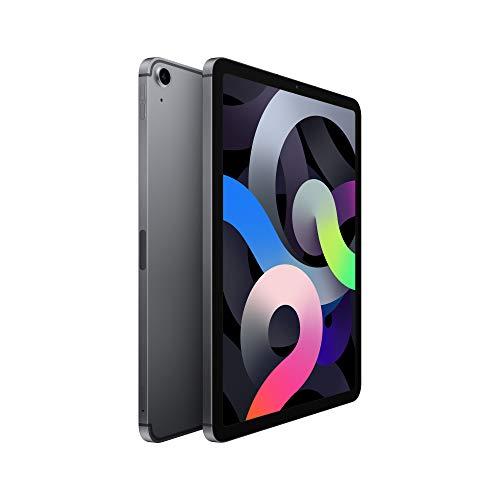 2020 Apple iPadAir (10,9, Wi-Fi + Cellular, 256GB) - Space Grau (4. Generation)
