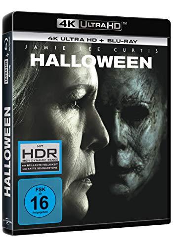 Halloween (4K Ultra HD) (+ Blu-ray 2D)