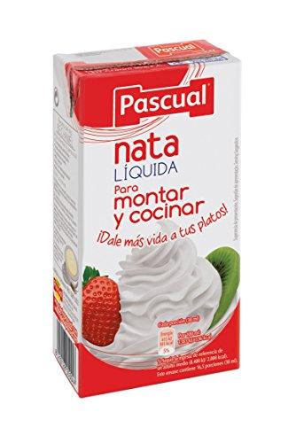 Pascual Nata Líquida para Montar y Cocinar - 500 ml