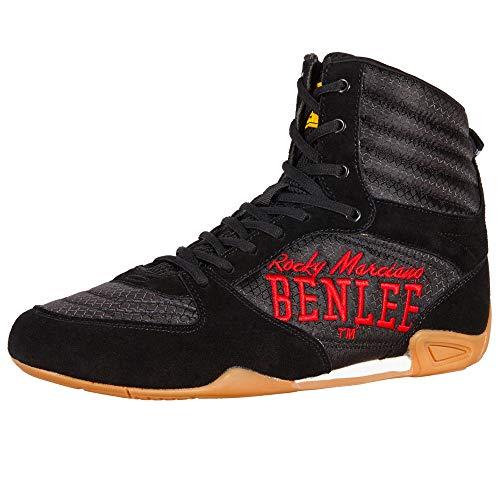 BENLEE Boxschuhe, Jabs, schwarz-rot...
