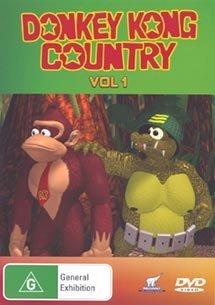 Donkey Kong Country - Vol. 1 (4 Episodes) [ Origen Australiano, Ningun...