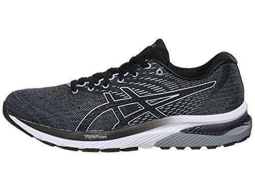 ASICS Men's Gel-Cumulus 22 Running Shoes, 10.5M, Sheet Rock/Black