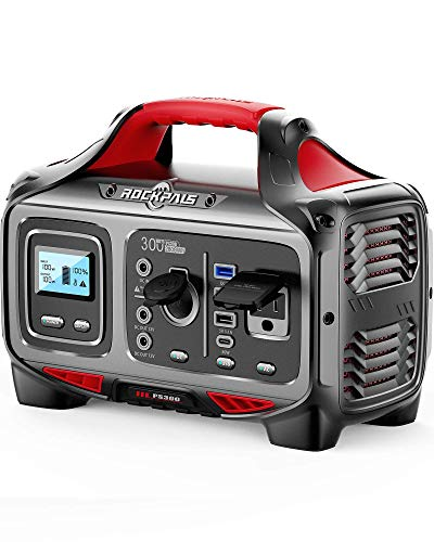 ROCKPALS Rockpower 300 Portable 78000mAh Power Station	  $151 at Amazon