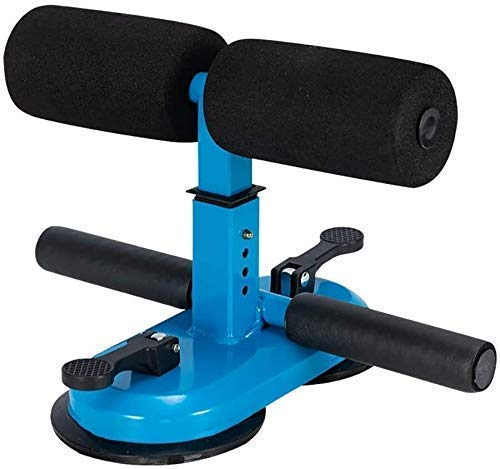 BSJZ Máquina de Ejercicios de Barra Abdominal autoaspirante con Ventosa Doble, Herramienta Abdominal, Dispositivo Auxiliar, Equipo de Fitness para el hogar