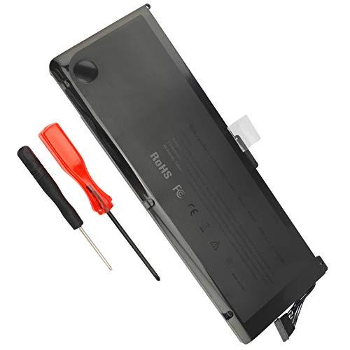 ASUNCELL Batteria del computer portatile per MacBook Pro 17' A1309 A1297 Aluminum Unibody (Early 2009 Mid 2009 Early 2010) MB604xx/A MB604LL/A MC024xx/A MC024LL/A MC226xx/A MC226*/A MC226J/A