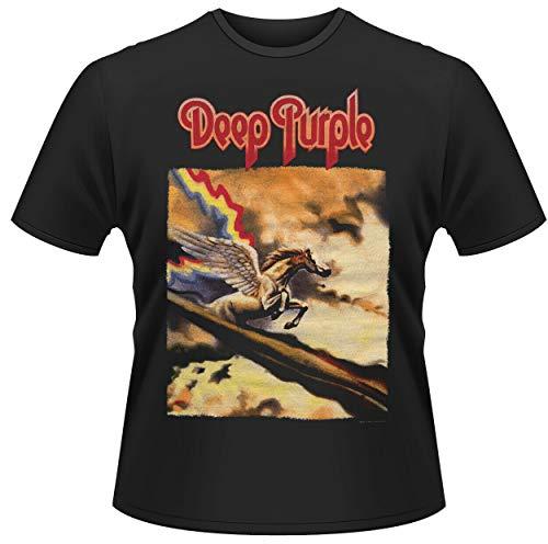 Deep Purple stormbringer Ritchie Blackmore Official t-Shirt Men Unisex